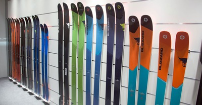 Skis Blizzard, chaussures Tecnica 2019