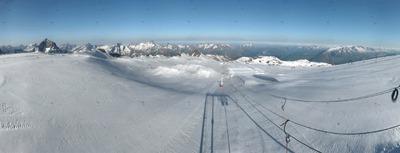 Ouverture du glacier des 2 Alpes