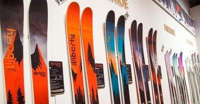Skis Liberty 2019