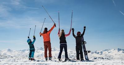 Les Karellis : la station des parents qui veulent skier