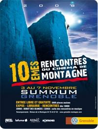 12emes rencontres du cinema de montagne de grenoble