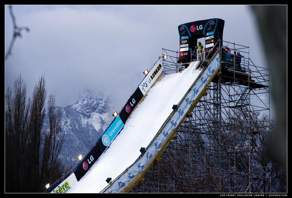 Jeux de Neige, Grenoble
