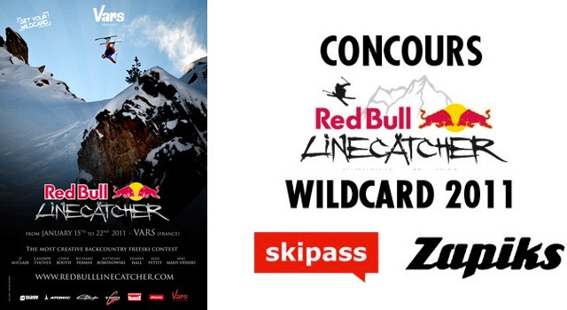 ski   red bull linecatcher 2011   qualifie
