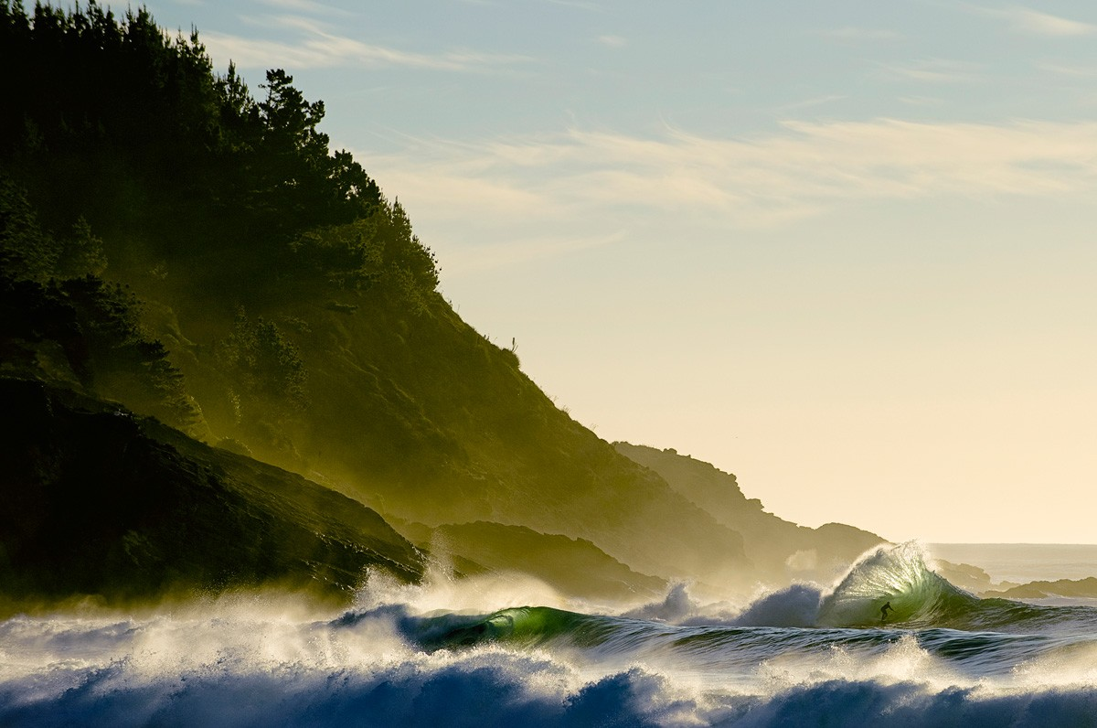Photographe: Chris Burkard Athl&egrave;te: Peter Mendia
