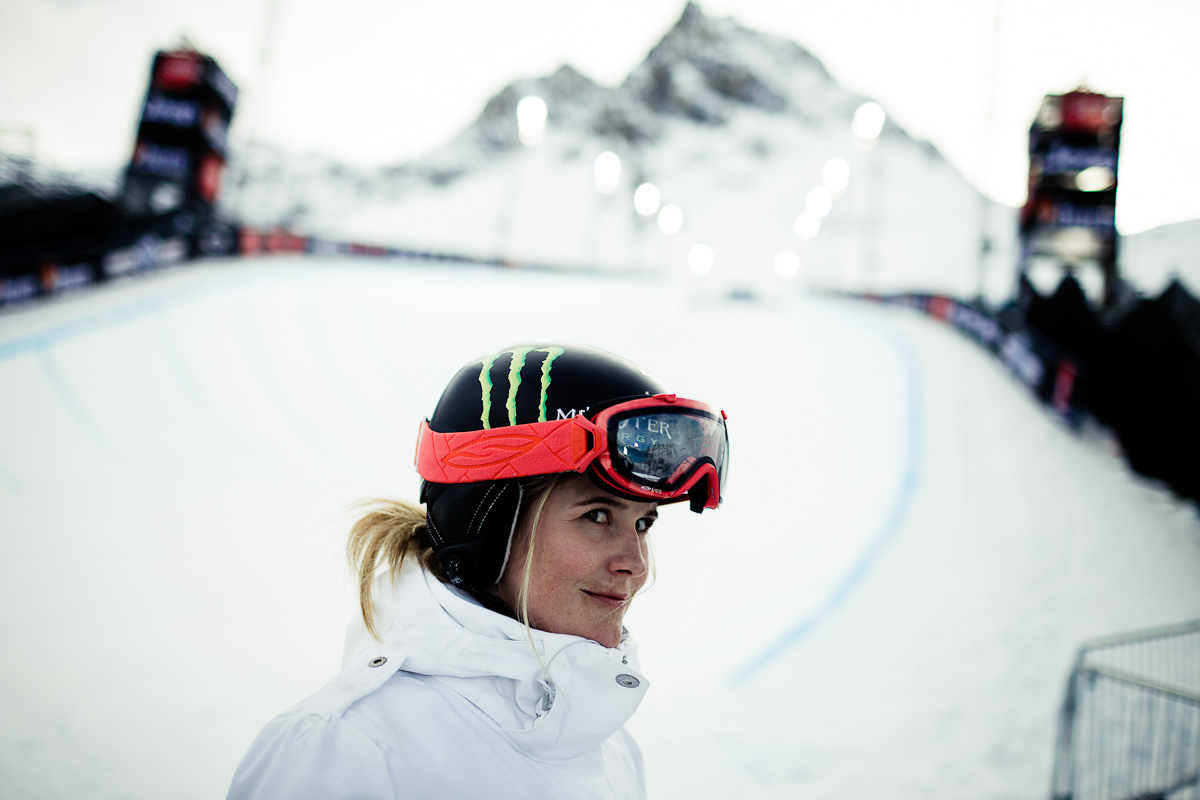 An Angel : Sarah Burke