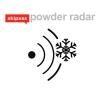 Powder radar