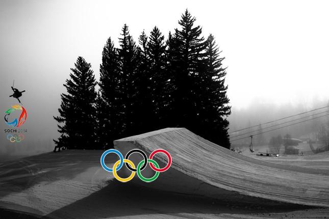 Le slopestyle aux JO !