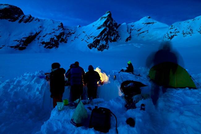 Trip freeride au Groenland