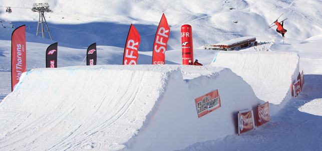 SFR Tour - Anatole Camelin l'emporte