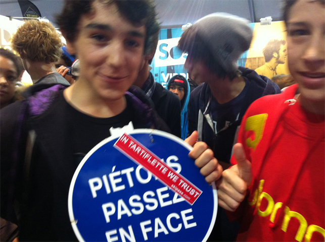 défis skipass 15 ans - iF3 Europe