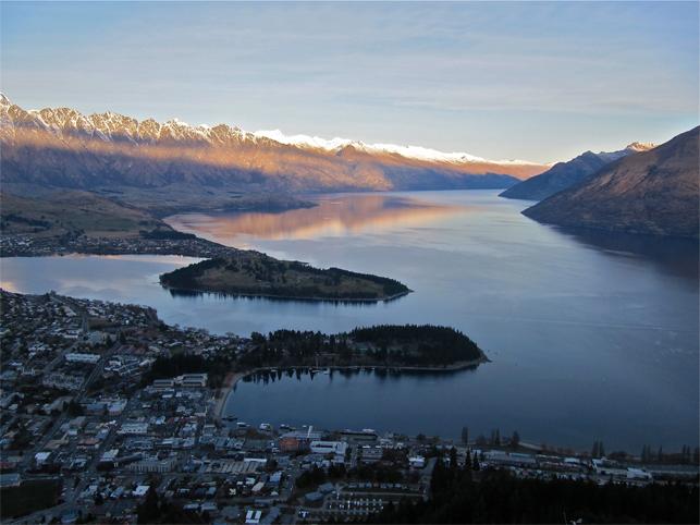 Un hiver en Nouvelle Zélande #3