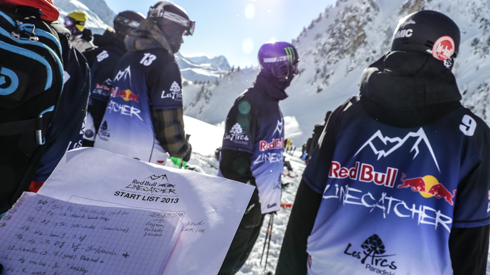 [Vid&eacute;o] Sam Favret gagne le Red Bull Linecatcher 2013