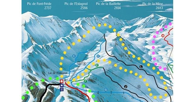 Où skier ce week end du 1 et 2 juin 2013 ?