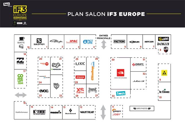 iF3 Europe 2013 : la totale