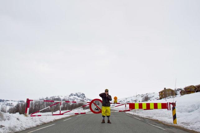 trip en Norvège