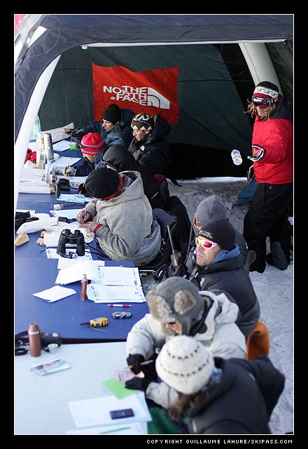 Ski the north face freeride des arcs - Camelia resistance au froid ...