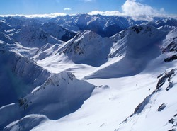 Itinéraire Sud du Pic du Midi de Bigorre
