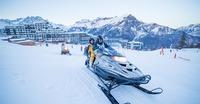 Randonnées en moto neige