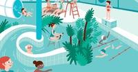 Centre Aquatique - Parc 1326 Briançon