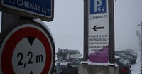 Parking du Chenaillet
