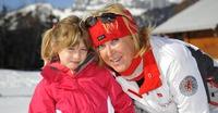 Kid Ski, cours de ski pour enfants avec monitrice indépendante