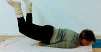 Andrée Anselmet, professeur de Hatha Yoga - Qi Gong