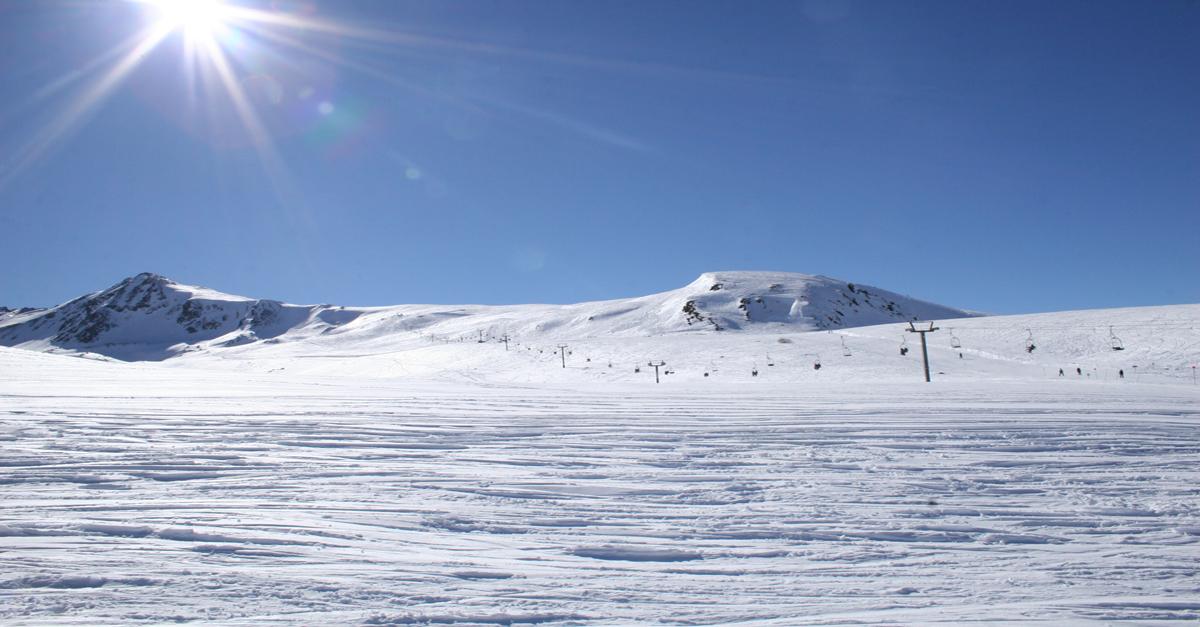 station de ski Porté-Puymorens