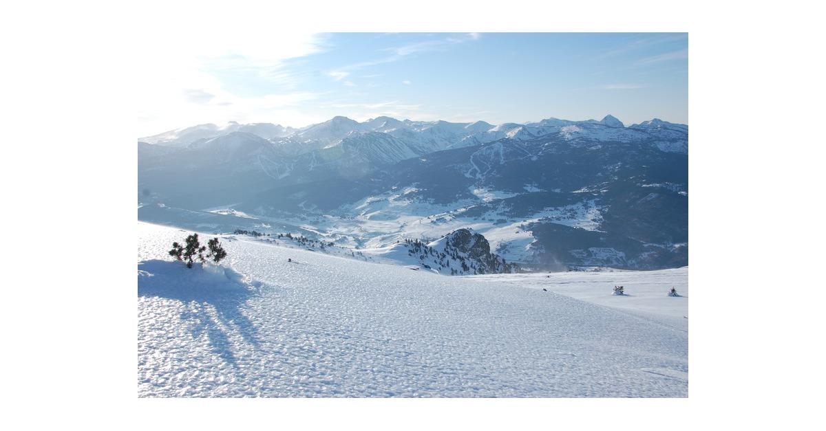 station de ski Puyvalador