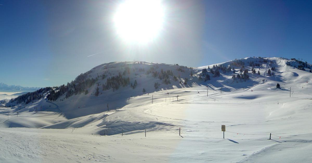 station de ski Monts Jura
