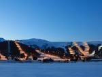 SuperBesse, Ski nocturne