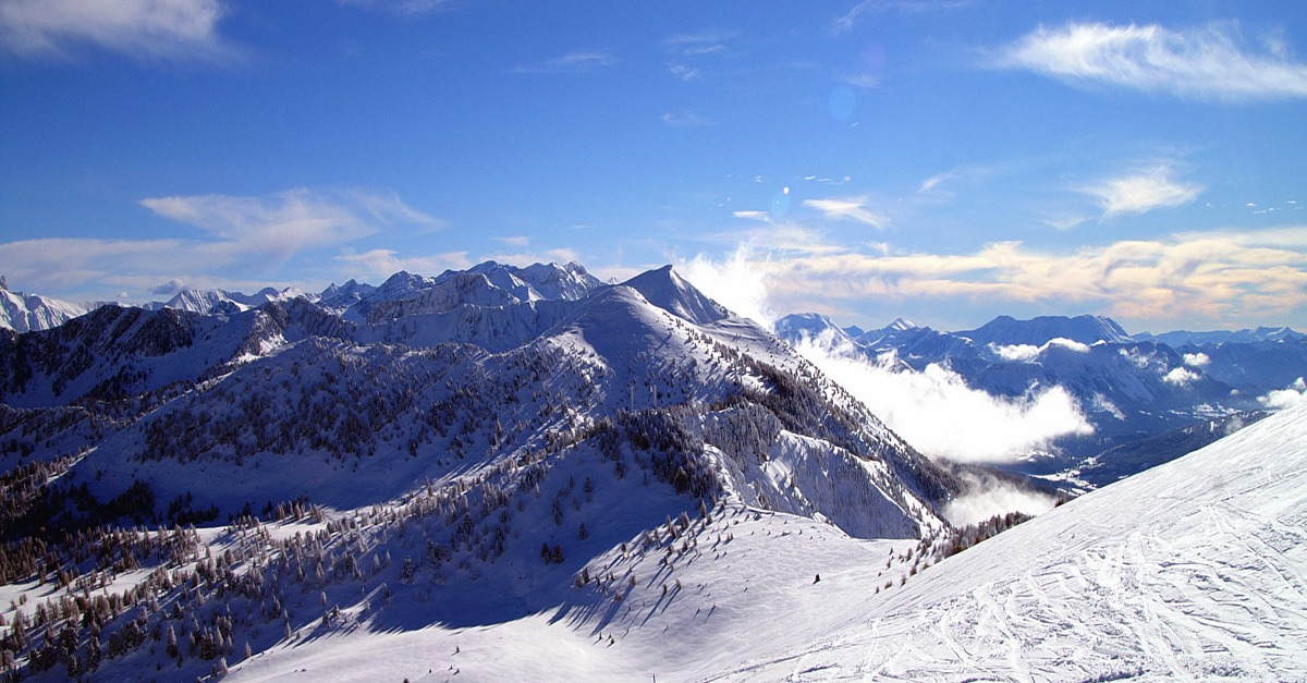 station de ski Montclar