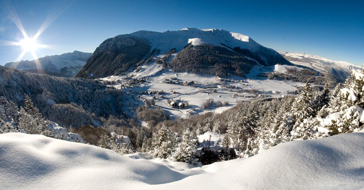 Alpe du grand serre webcams m t o et enneigement - Office du tourisme alpes du grand serre ...