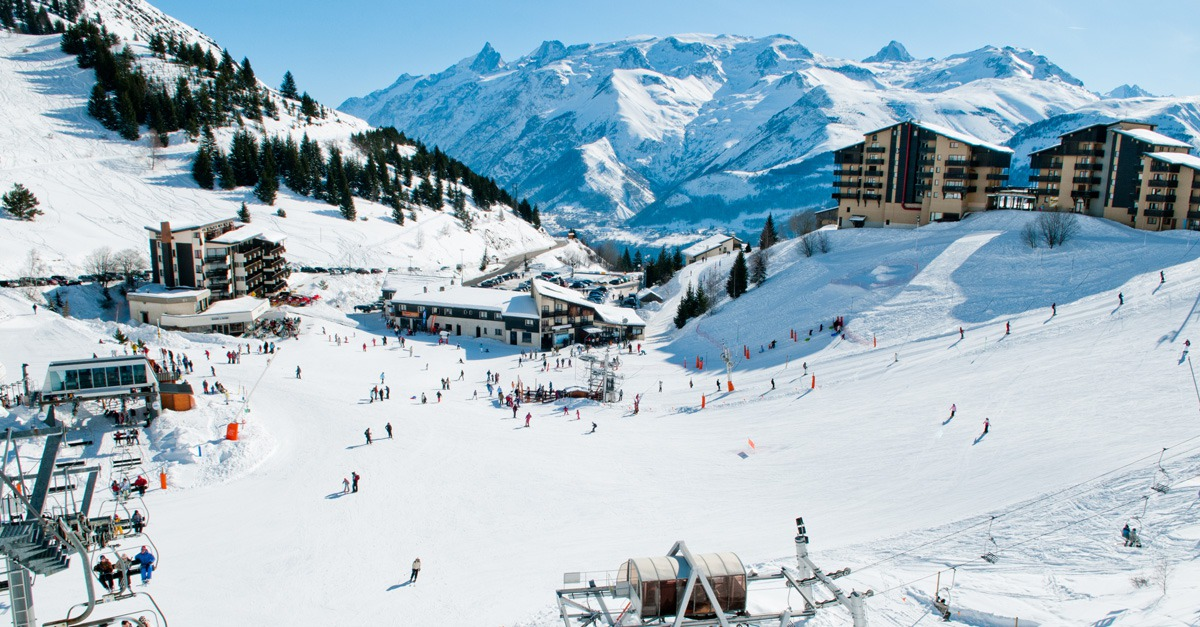 station de ski Auris-en-Oisans