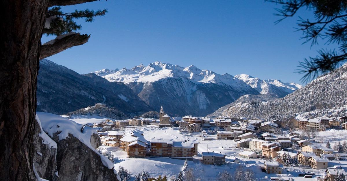 station de ski Aussois