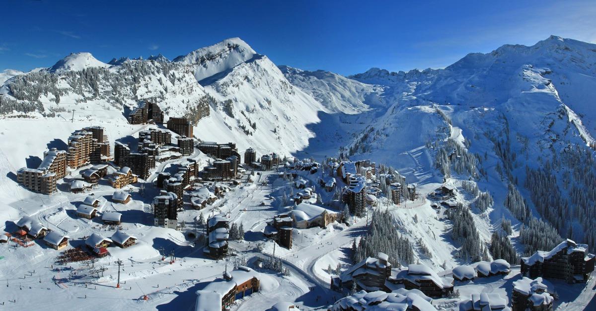 station de ski Avoriaz