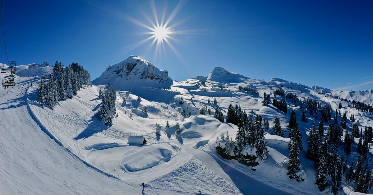 station de ski Châtel