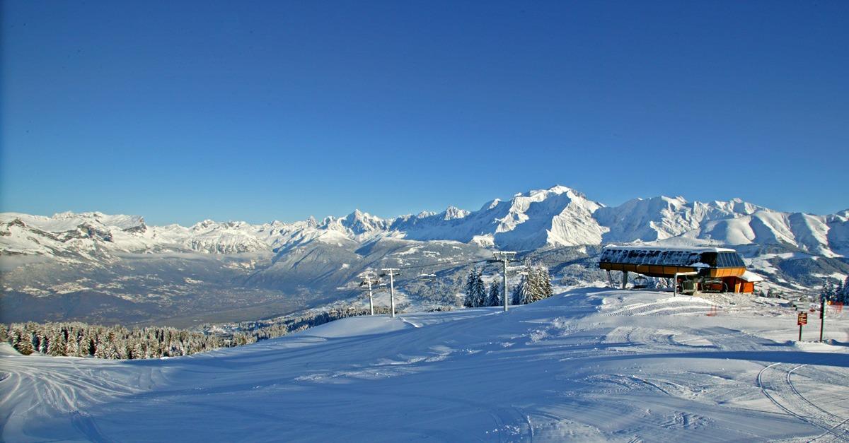 station de ski Combloux