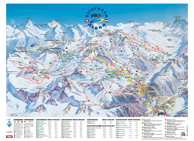 tour the ski 2018