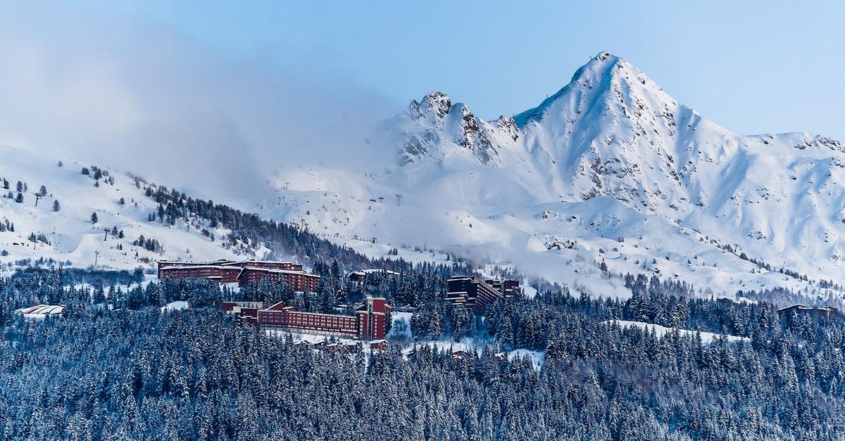 station de ski Les Arcs