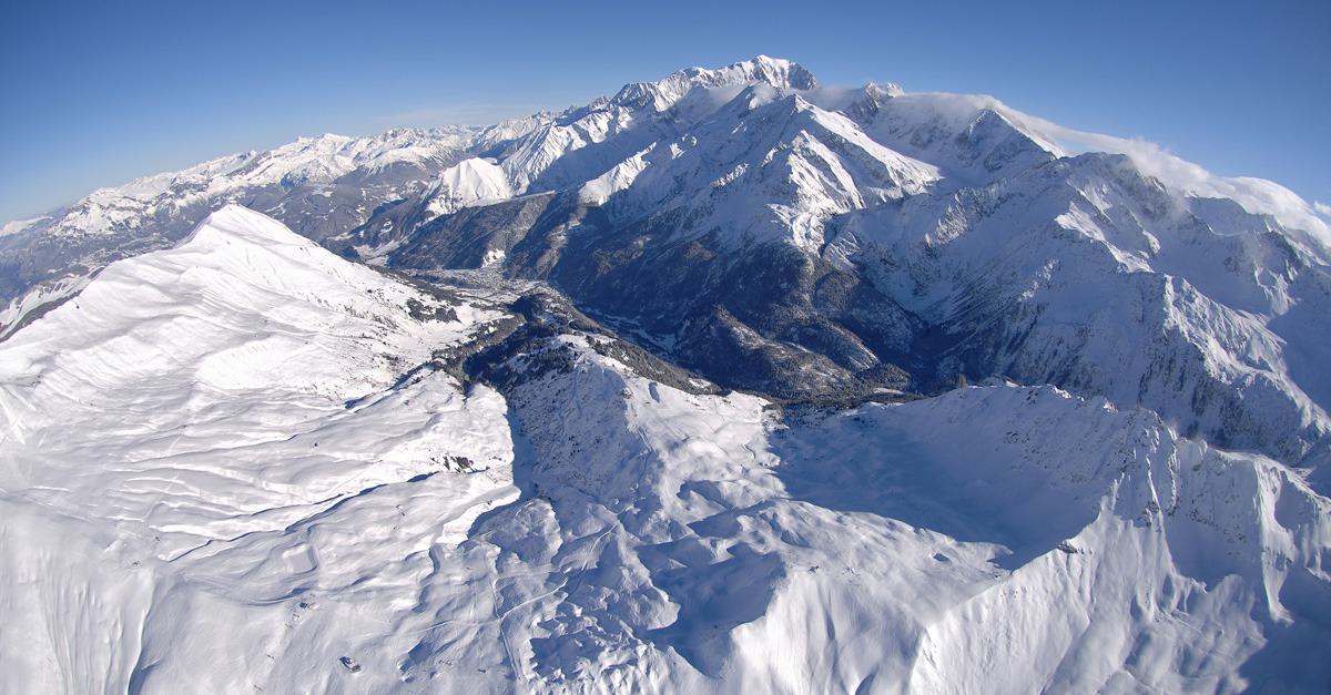 station de ski Les Contamines - Montjoie