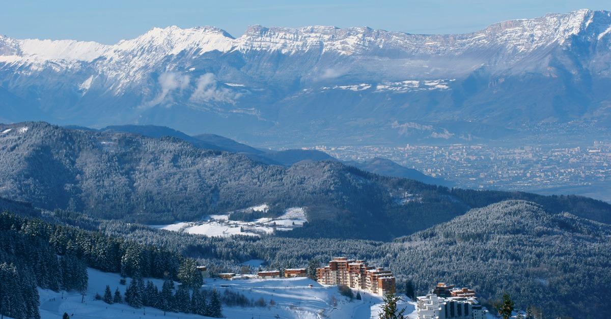 station de ski Les Sept Laux