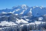 Vur sue le Mont-Blanc