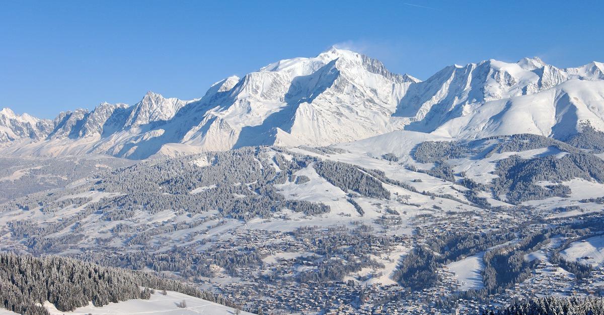 station de ski Megève