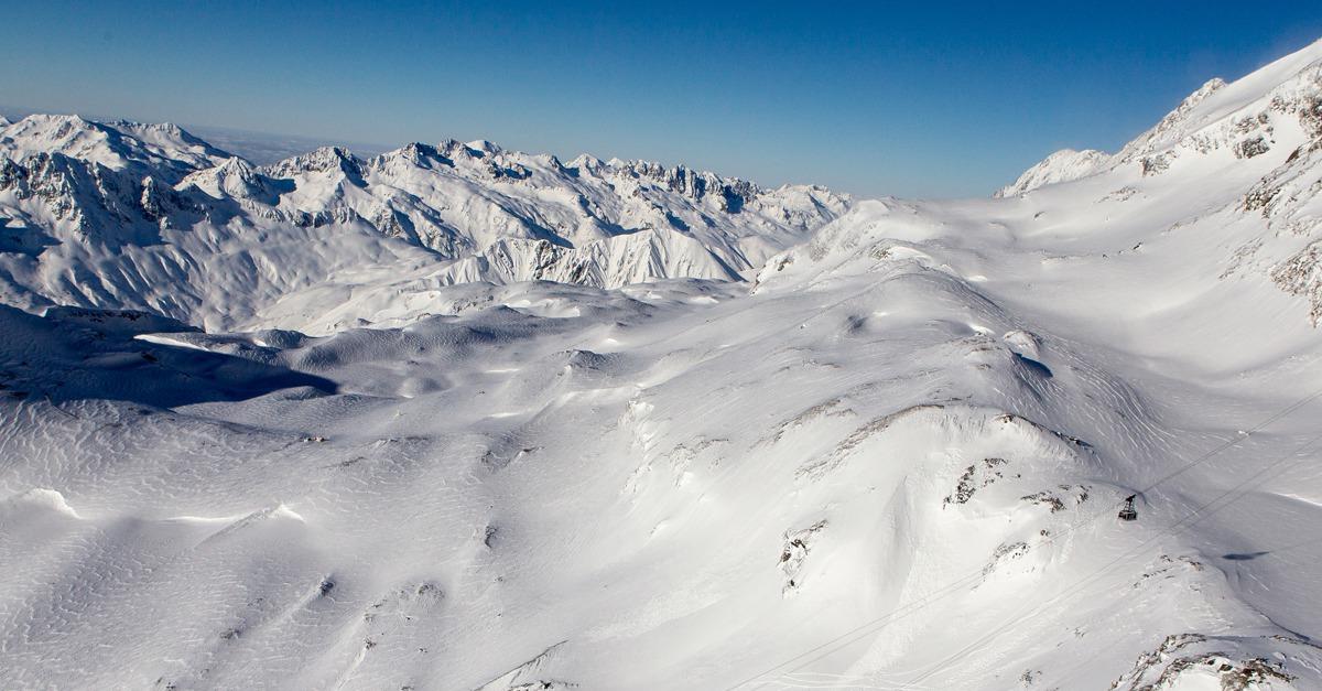 station de ski Oz en Oisans