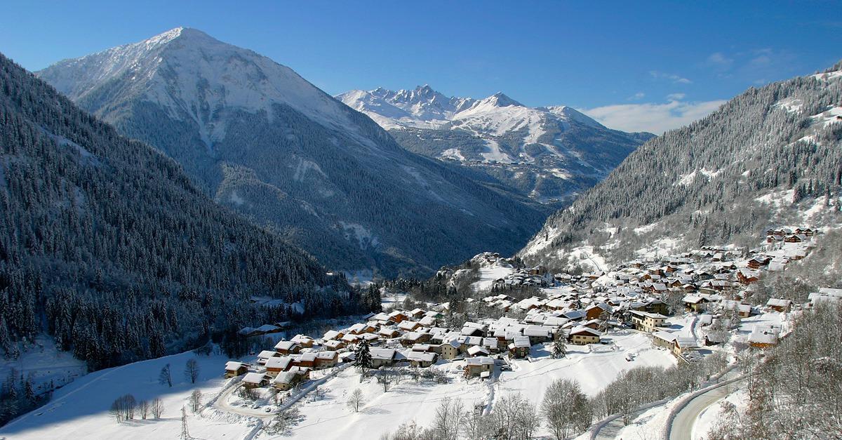 Champagny en Vanoise Ski Champagny en Vanoise Webcams