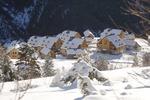 Le hameau de Pra Roustan