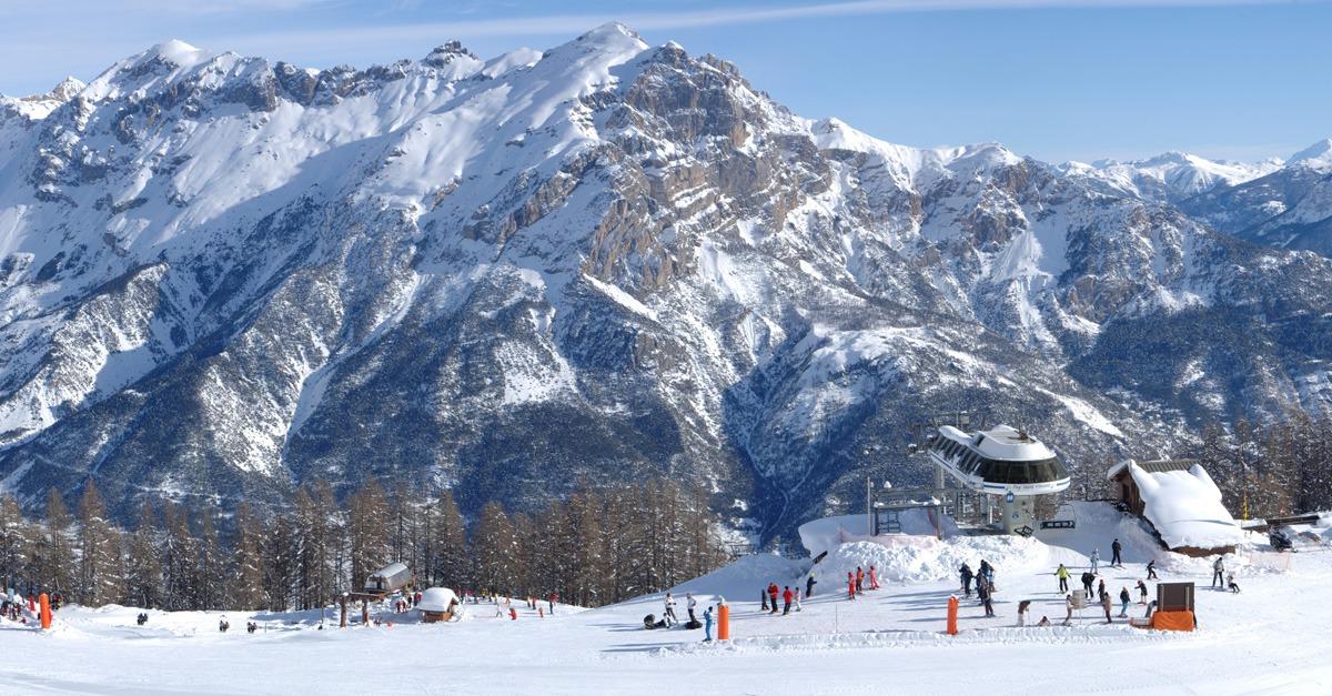 station de ski Puy Saint Vincent