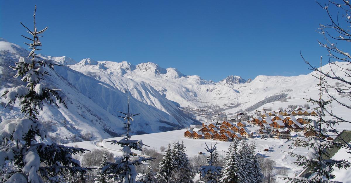 station de ski Saint Jean d'Arves