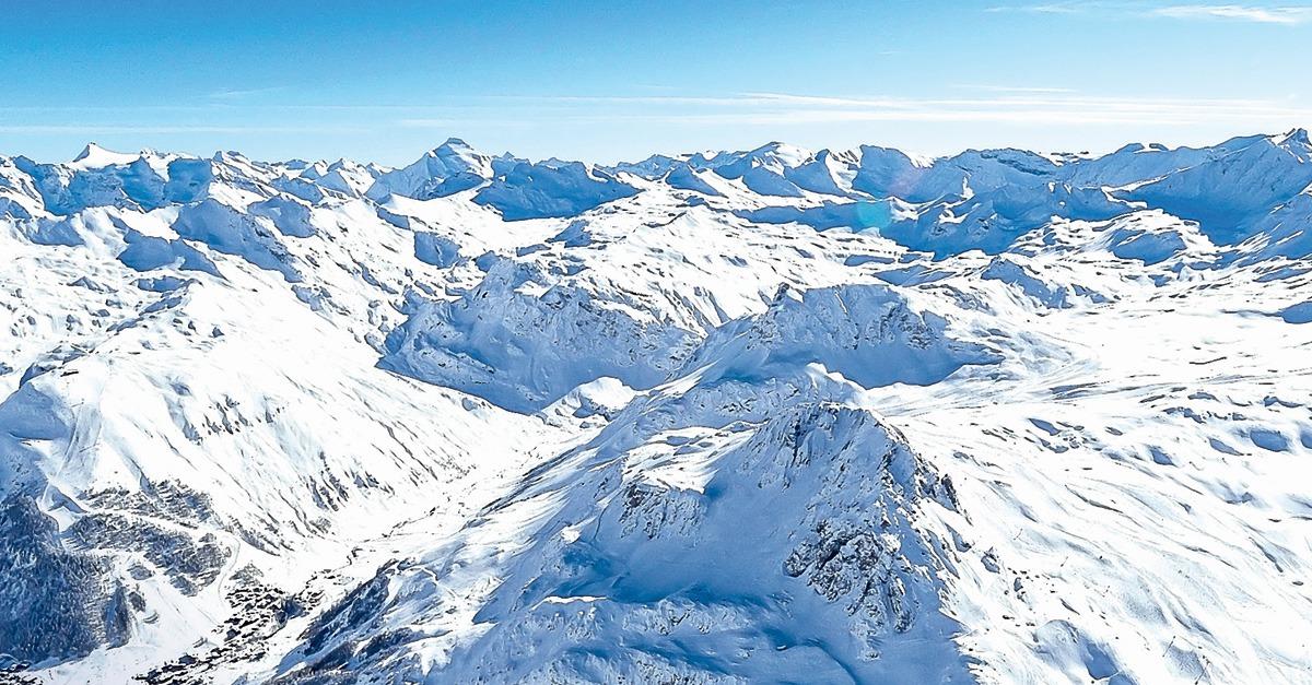 station de ski Val d'Isère