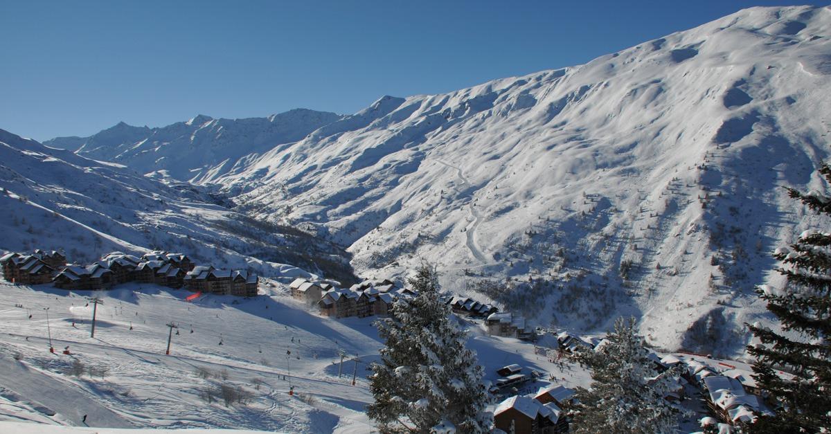 station de ski Valmeinier